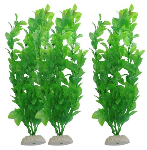 3 pcs artificial seaweed for Artificial seaweed decoration